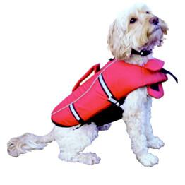 Pelastusliivi koiralle Rosewood S-koko punainen