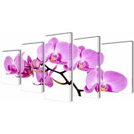 Taulusarja orkidea 200 x 100 cm_1