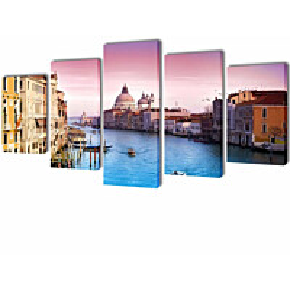 Taulusarja venetsia 100 x 50 cm_1