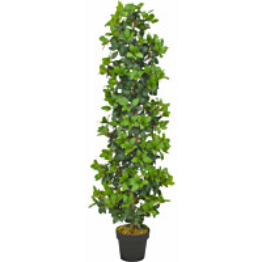 Tekokasvi laakeripuu ruukulla vihreä 150 cm_1