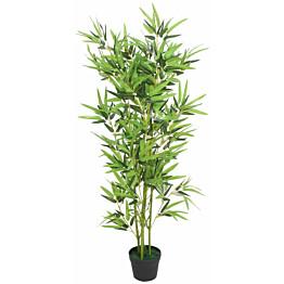 Tekokasvi ruukulla bambu 120 cm vihreä_1
