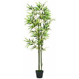 Tekokasvi ruukulla bambu 150 cm vihreä_1