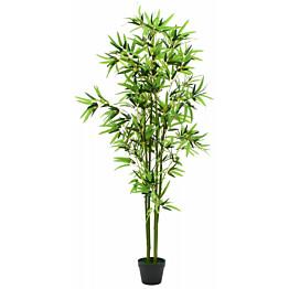 Tekokasvi ruukulla bambu 175 cm vihreä_1