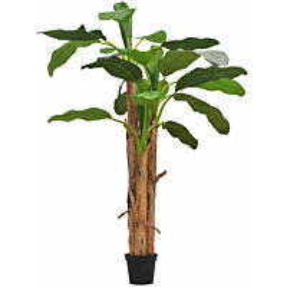 Tekokasvi ruukulla banaanipuu 250 cm vihreä_1