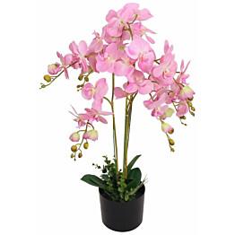 Tekokukka ruukulla orkidea 75 cm vaaleanpunainen_1