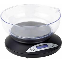 Tristar keittiövaaka 2 kg_1