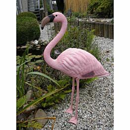 Ubbink muovinen flamingo lampikoriste_1