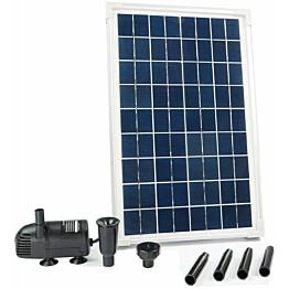Ubbink solarmax 600 sarja aurinkopaneelilla ja pumpulla_1