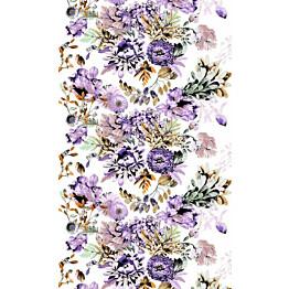 Sivuverho Vallila Lupita 140x250cm lila