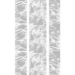 Sivuverho Vallila Kelohonka 140x250 cm harmaa