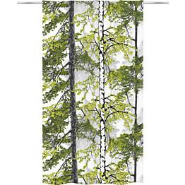 Pimennysverho Vallila Retriitti 140x250cm vihreä