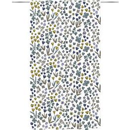 Sivuverho Vallila Lemmikki 140x240cm sininen