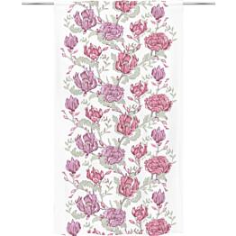 Sivuverho Vallila Rosalie 140x240cm roosa
