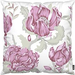 Tyynynpäällinen Vallila Rosalie 43x43cm roosa