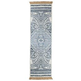 Matto Vallila Paisley 68x220cm sininen