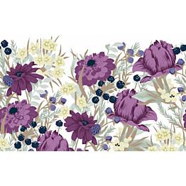 Kappaverho Vallila Karhunvatukka 60x250 cm violetti
