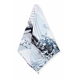 Käsipyyhe Vallila Kanava 50x70 cm sininen