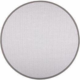 Matto VM Carpet Lyyra2 mittatilaus pyöreä vaaleanharmaa