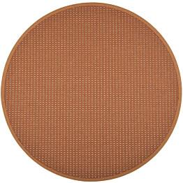 Matto VM Carpet Valkea pyöreä eri vaihtoehtoja