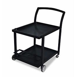 Tarjoilupöytä Vipex Home A002, musta