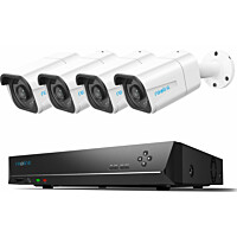 Valvontajärjestelmä RLK8-800B4 4K Ultra HD PoE _1