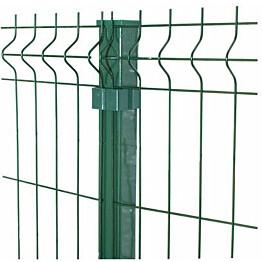Aitaelementti 1530x2500 mm lankavahvuus 3,2mm vihreä ta harmaa