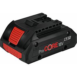 Akku Bosch ProCore 18V 4,0 Ah