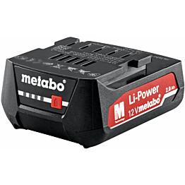 Akku Metabo Li-Power 12 V 2.0 Ah