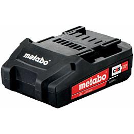 Akku Metabo Li-Power 18 V 2.0 Ah