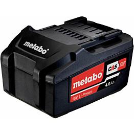 Akku Metabo Li-Power 18 V  4.0 Ah