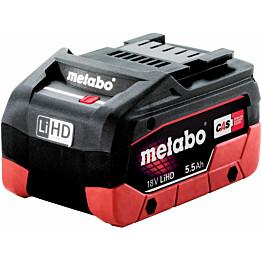 Akku Metabo LiHD 18 V 5.5 Ah