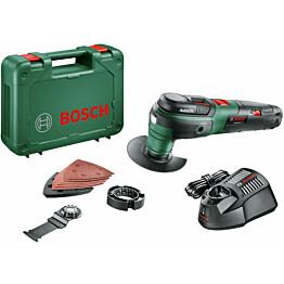 Akkumonitoimityökalu Bosch UniversalMulti 12 Solo ei sis. akkua/laturia