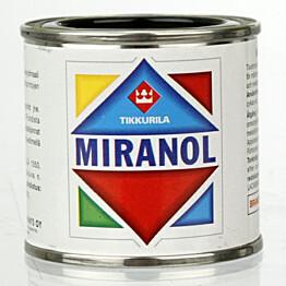 Alkydimaali Miranol 1/10 l 0285 Suklaa tummanruskea