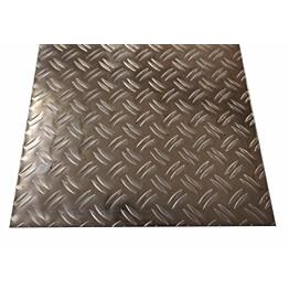 Alumiinilevy Warma Kyynel 2, 360x1250mm