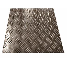 Alumiinilevy Warma Kyynel 5, 357x1250mm