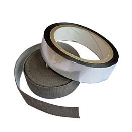 Alumiinimuoviteippi Keraplast 25 mm/50 m