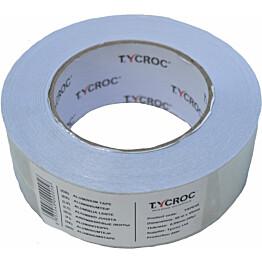 Alumiiniteippi Tycroc 50 m x 45 mm 40 mikrometriä
