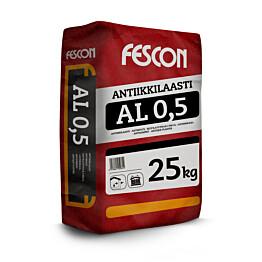Antiikkilaasti Fescon AL 0,5 mm 25 kg