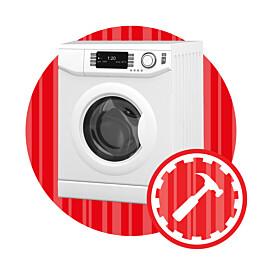 Pyykinpesukoneen asennus