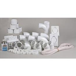 Asennussarja Electrolux 1 rasialle keskuspölynimurijärjestelmiin