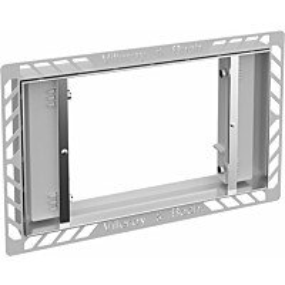 Asennussarja V&B ViConnect 1mm E300- ja M300-painikkeiden seinäupotukseen