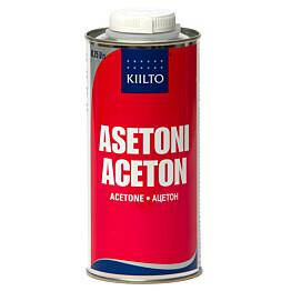 Asetoni Kiilto 0,75 l