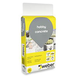 Askartelubetoni Weber Hobby Concrete 15 kg