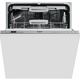 Astianpesukone Hotpoint-Ariston HIC3O33WLEG 60 cm integroitava