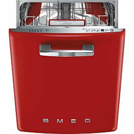 Astianpesukone Smeg Retro ST2FABRD 60cm punainen