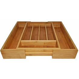 Aterinlaatikko Point Virgule 40,5x26,5 cm bambu