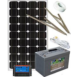 Aurinkoenergiapaketti Sunwind S