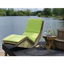 Vihreä aurinkotuoli Rowena N154