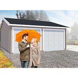 Autotalli Lillevilla Garage Koski 15 32,5m² kaksi autopaikkaa