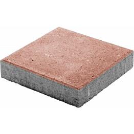 Betonilaatta BL-308 punainen 300x300x80 mm